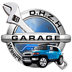 DHZ H Garage Weert Logo